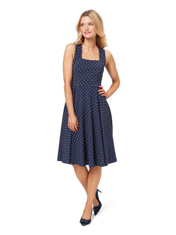 Sienna Spot Dress
