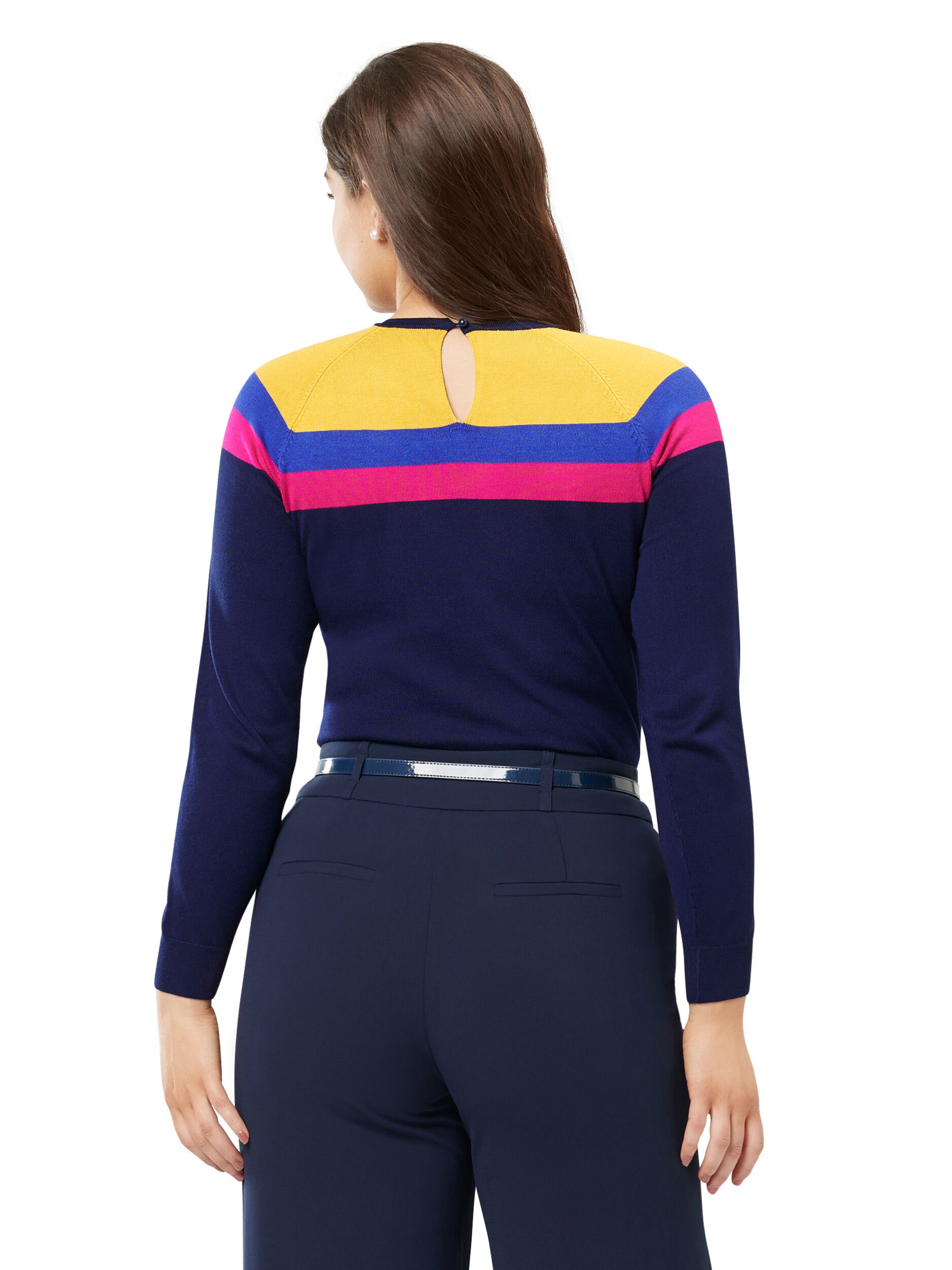 Tiggy Stripe Jumper