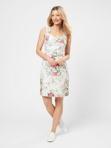 Yvette Floral Dress