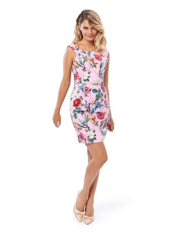 Botanical Romance Dress