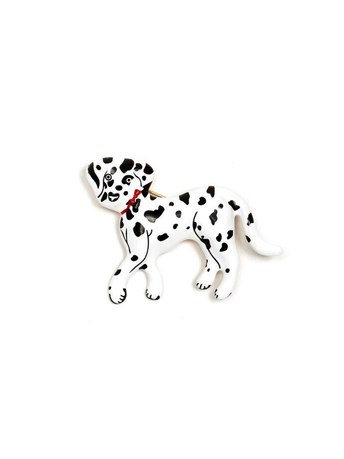 Puppy Love Brooch