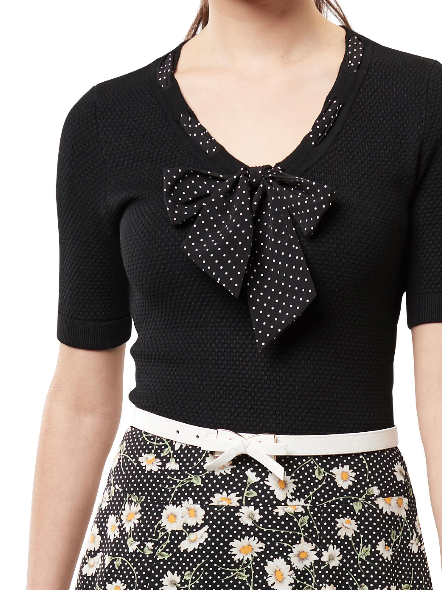 Lottie Knit Top
