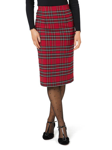 Highlands Check Skirt