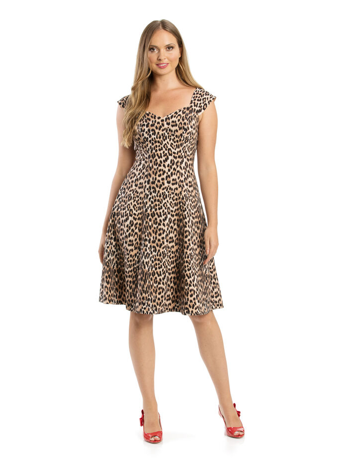 Wild Things Dress