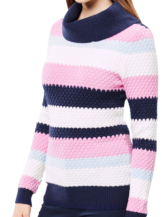 Bakewell Stripe Jumper