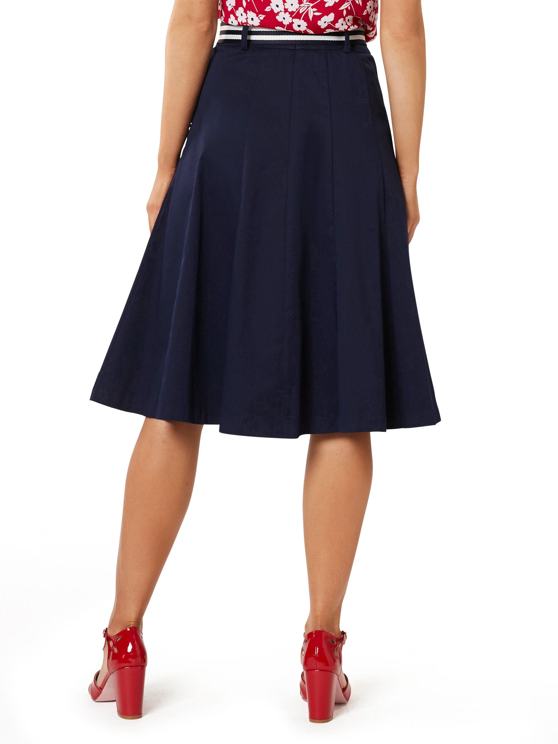 Panela Midi Skirt