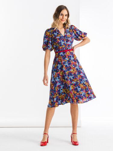Ida Floral Dress