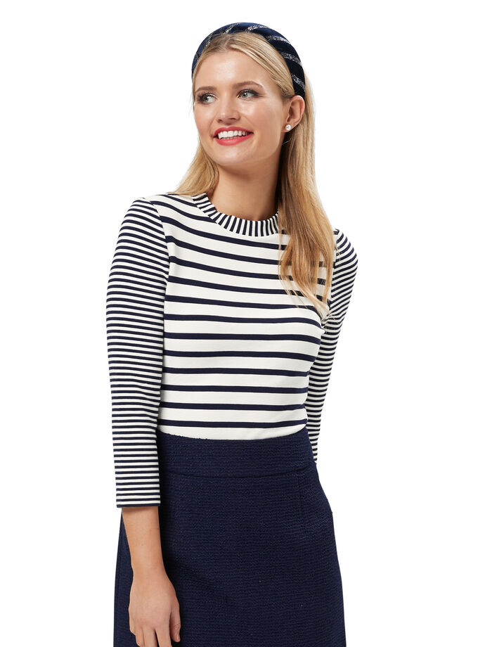 Rosie Stripe Top