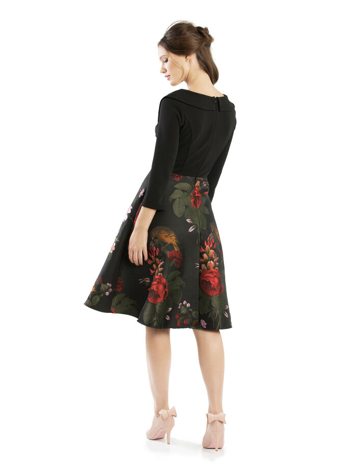 Jana Floral Dress