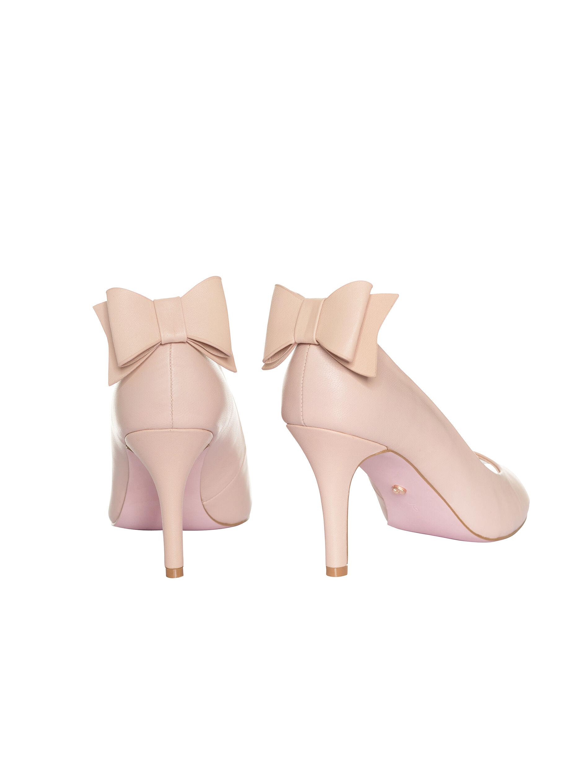 Beverley Peep Toe Heel