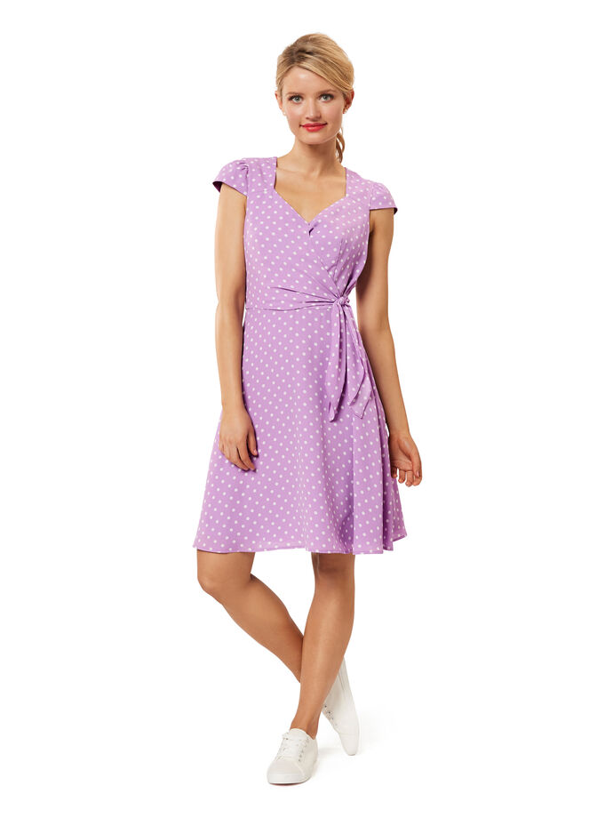 Sweet Violet Dress