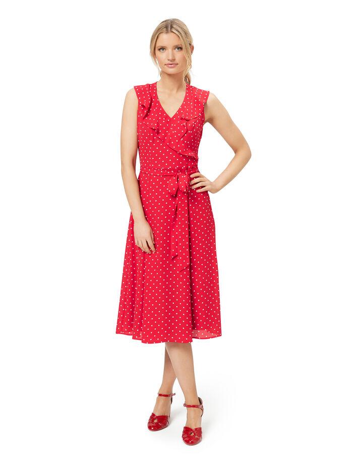 Spot-Tastic Dress