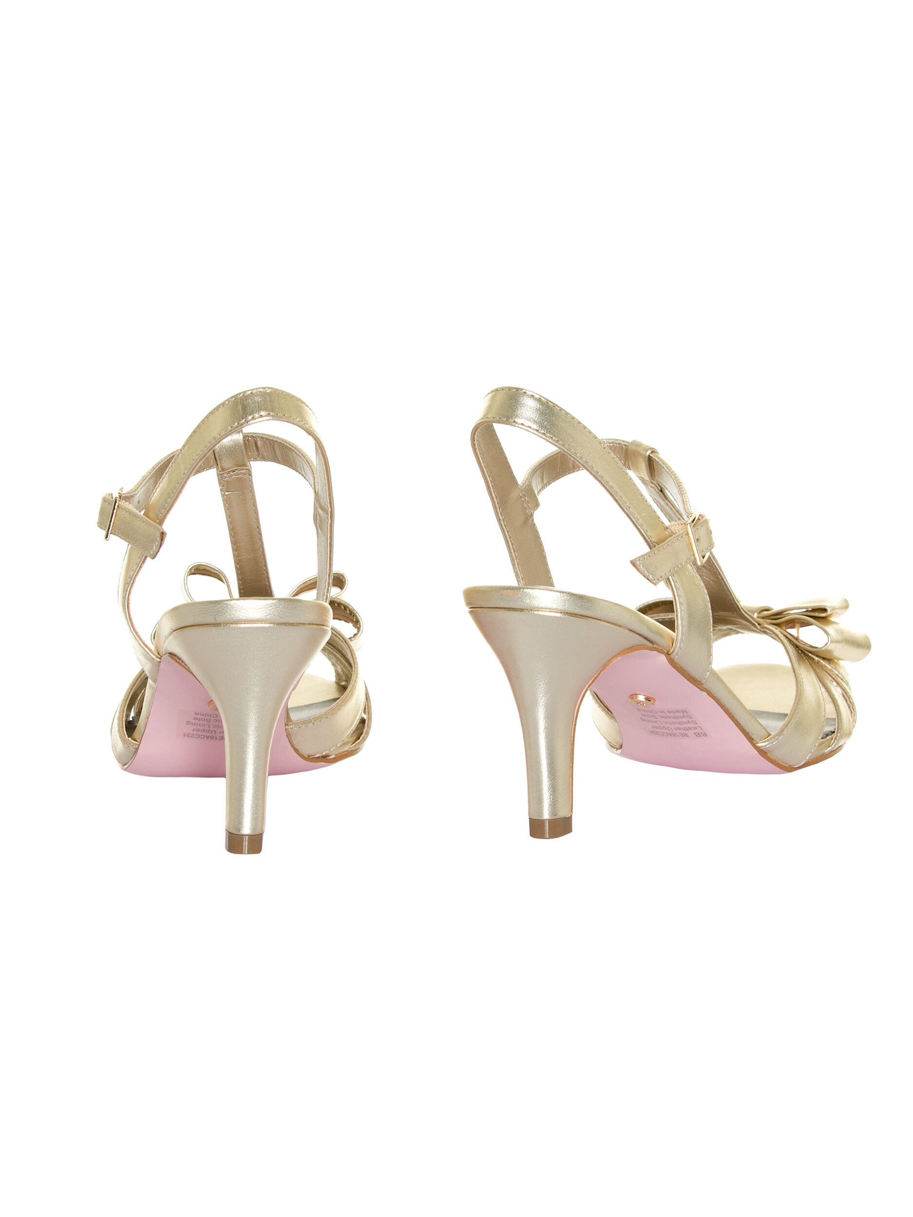 Cupids Bow Sandal