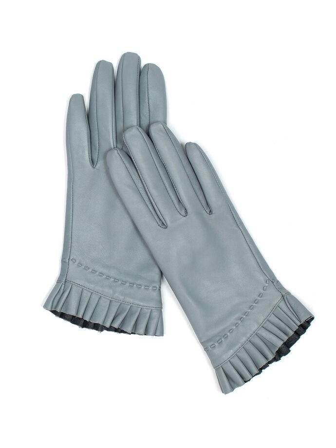 Fancy Frill Gloves