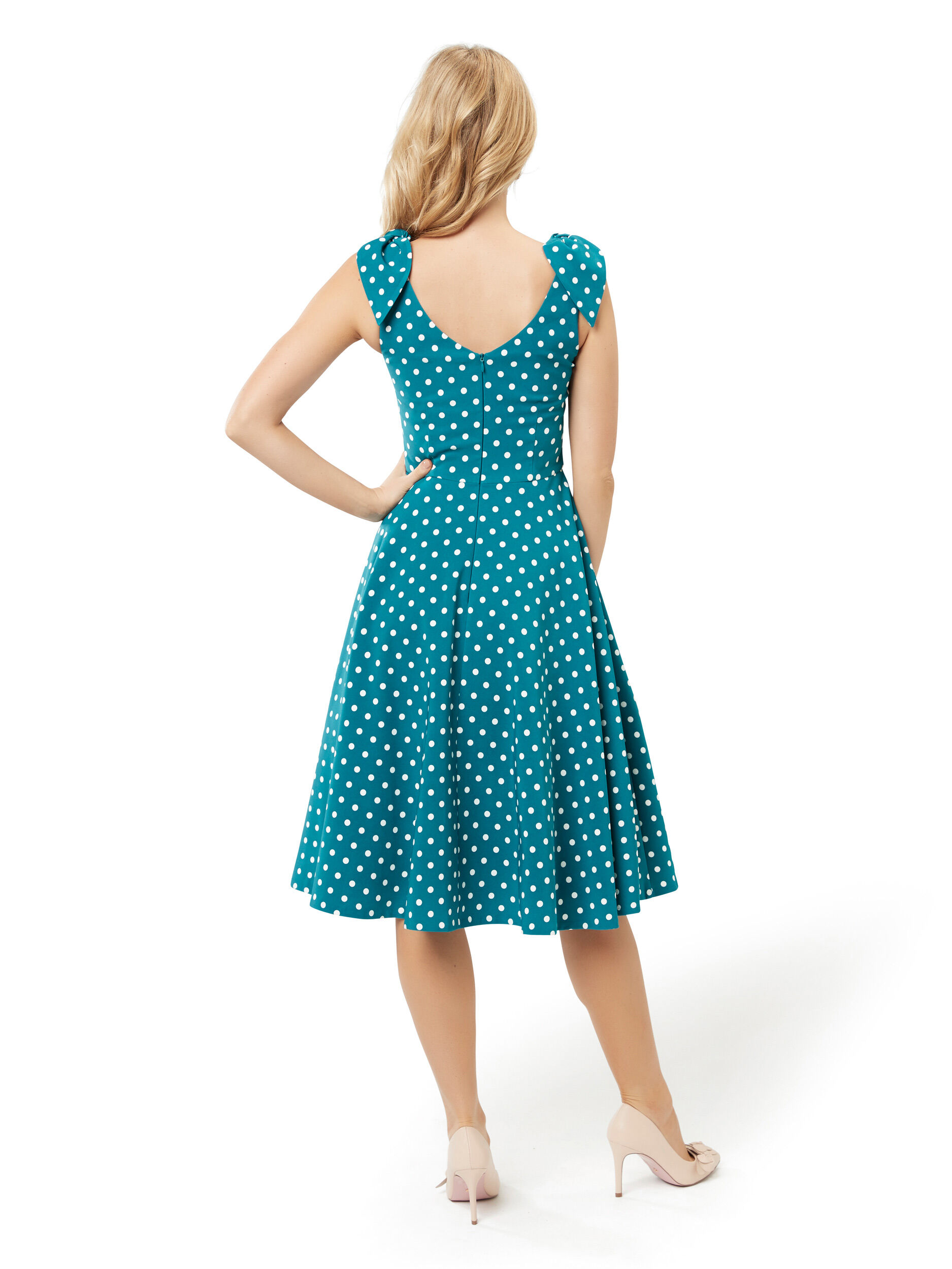 Dreamer Dot Dress