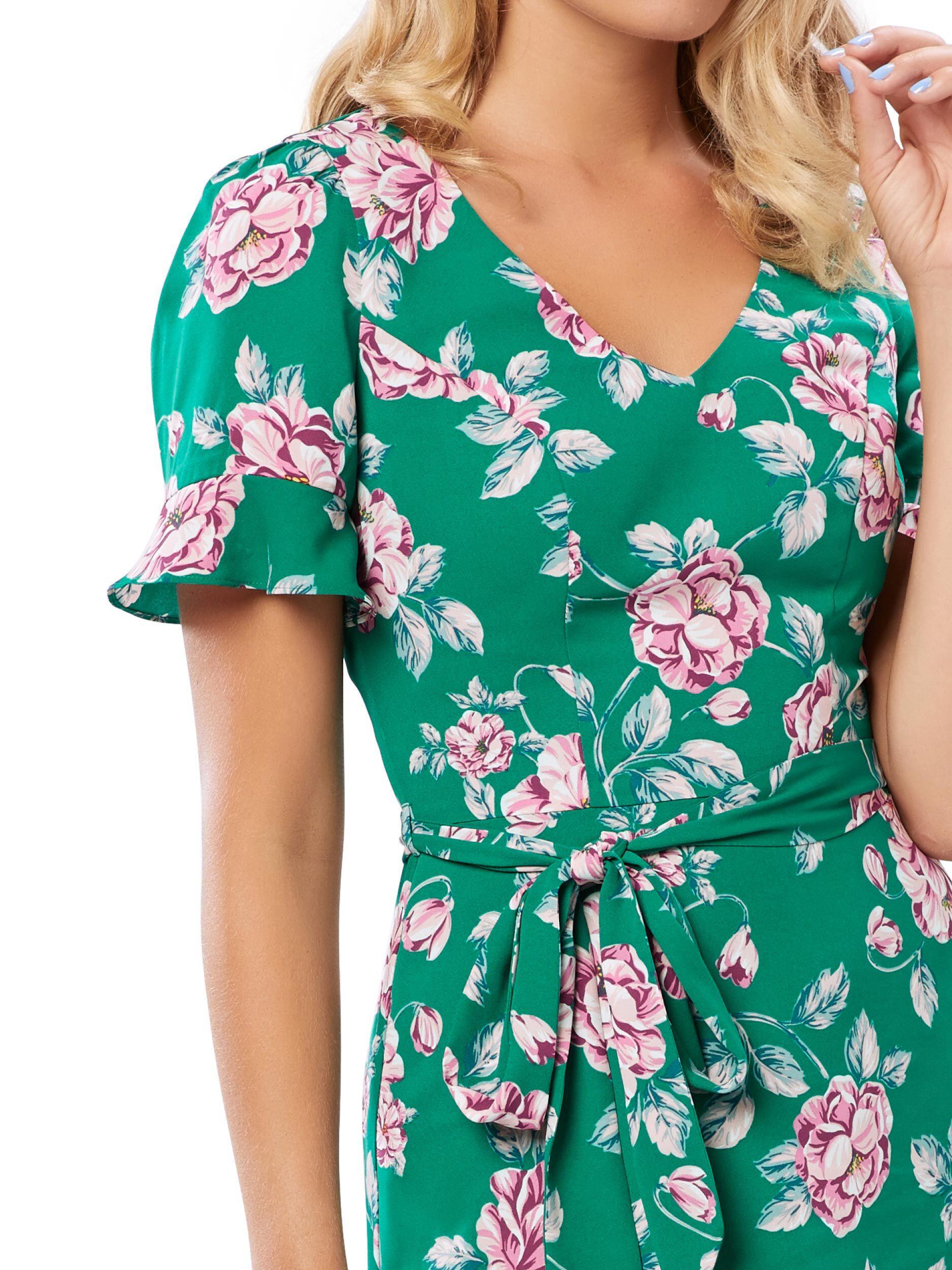 Blissful Bloom Dress