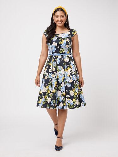 Isabella Floral Dress