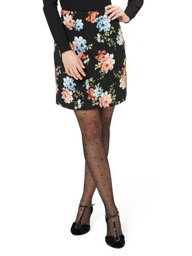 Night Blossom Skirt