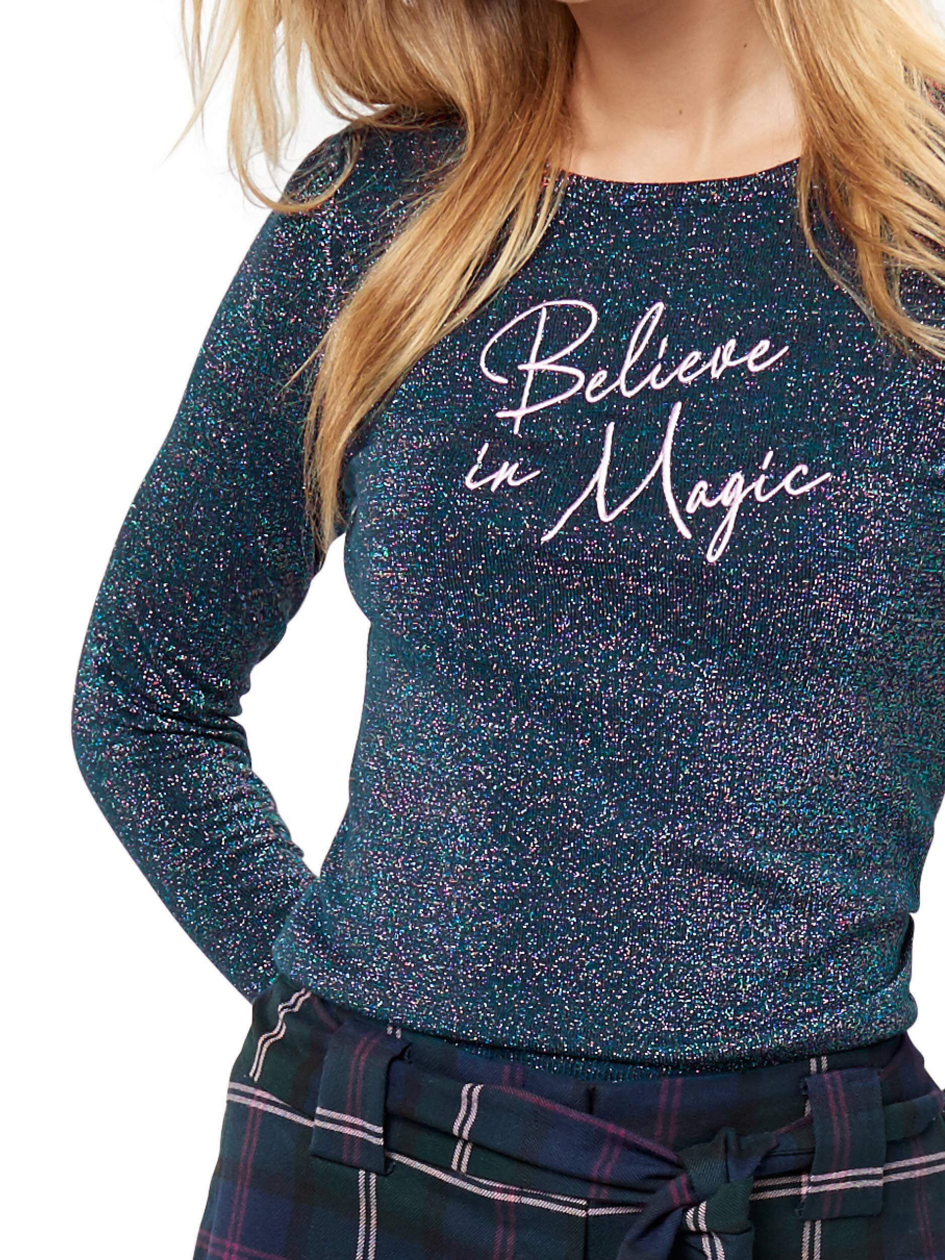 Believe In Magic Jumper