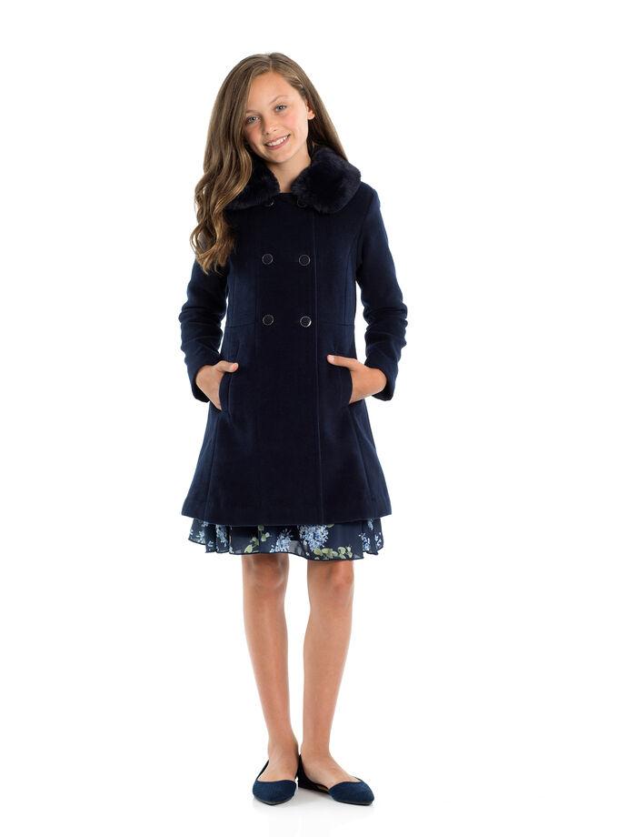 8-14 Girls Sally Coat