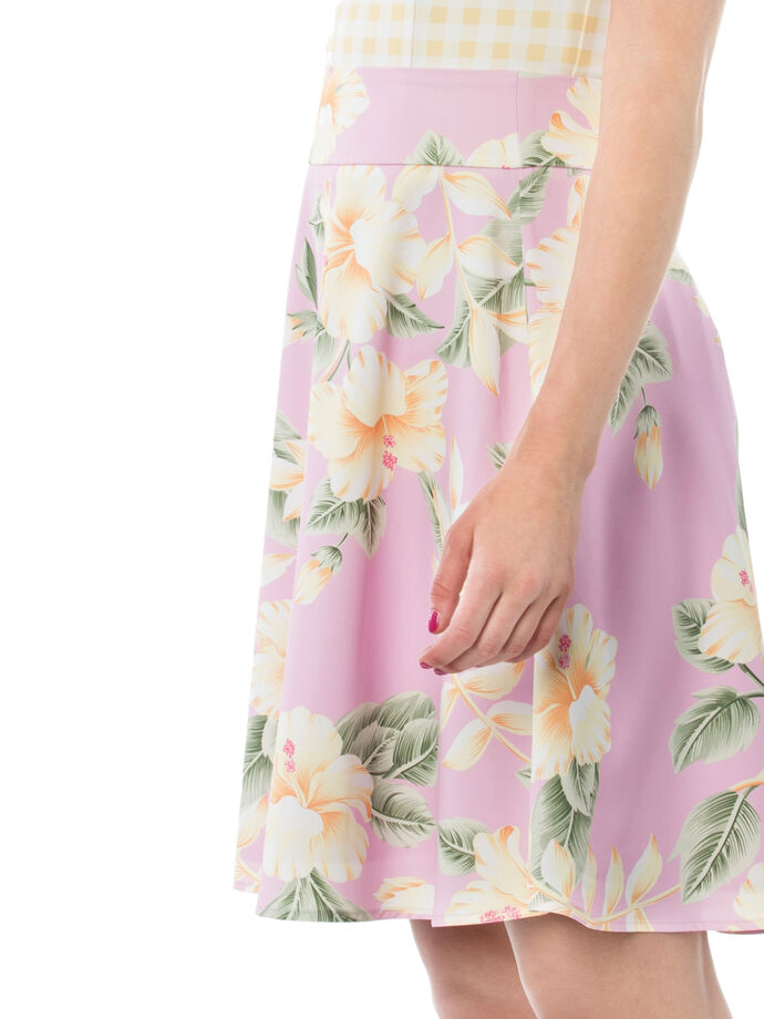 Hawaiian Sunrise Skirt