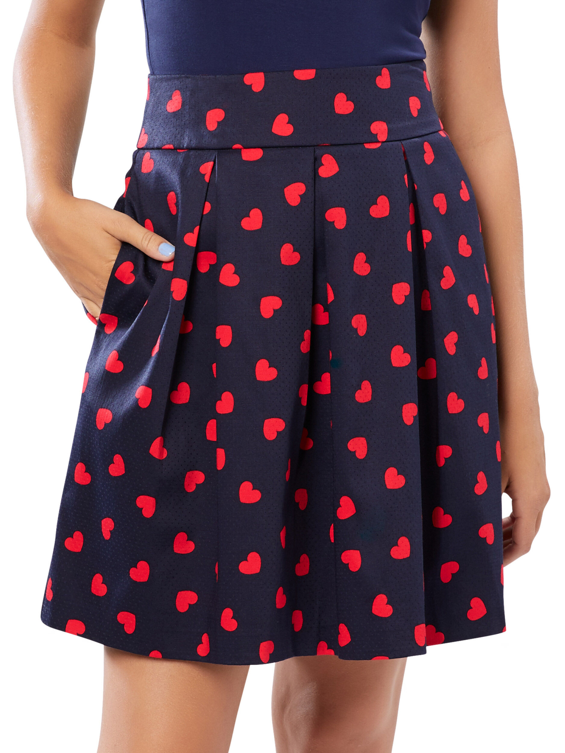 Falling In Love Skirt