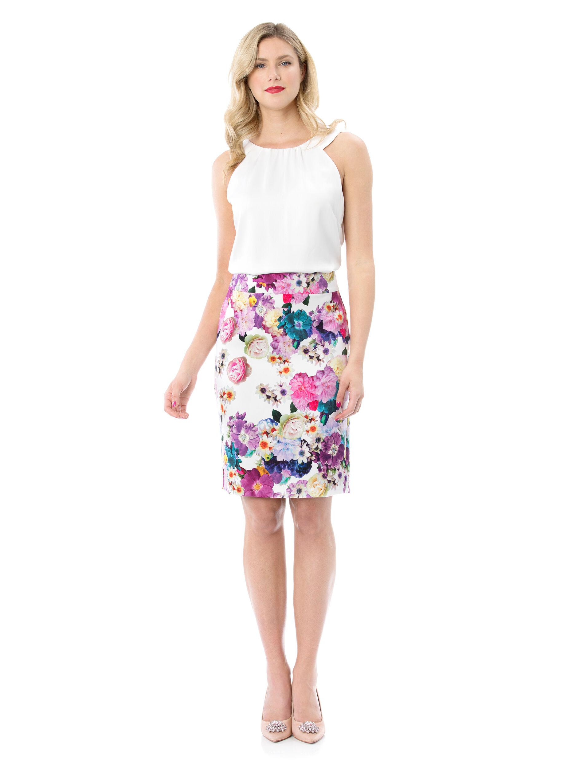 Summer Garden Skirt