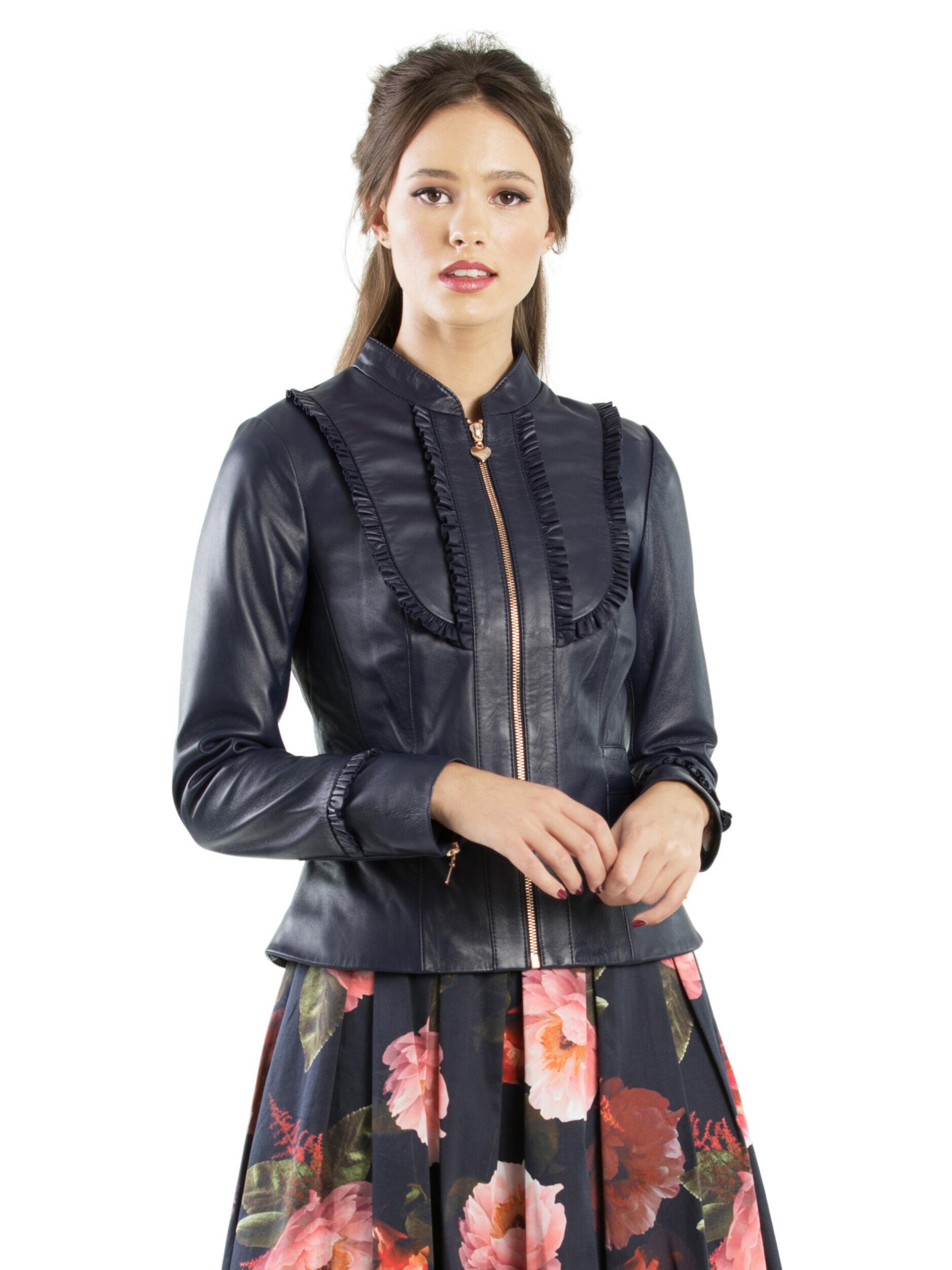 Rizzo Leather Jacket