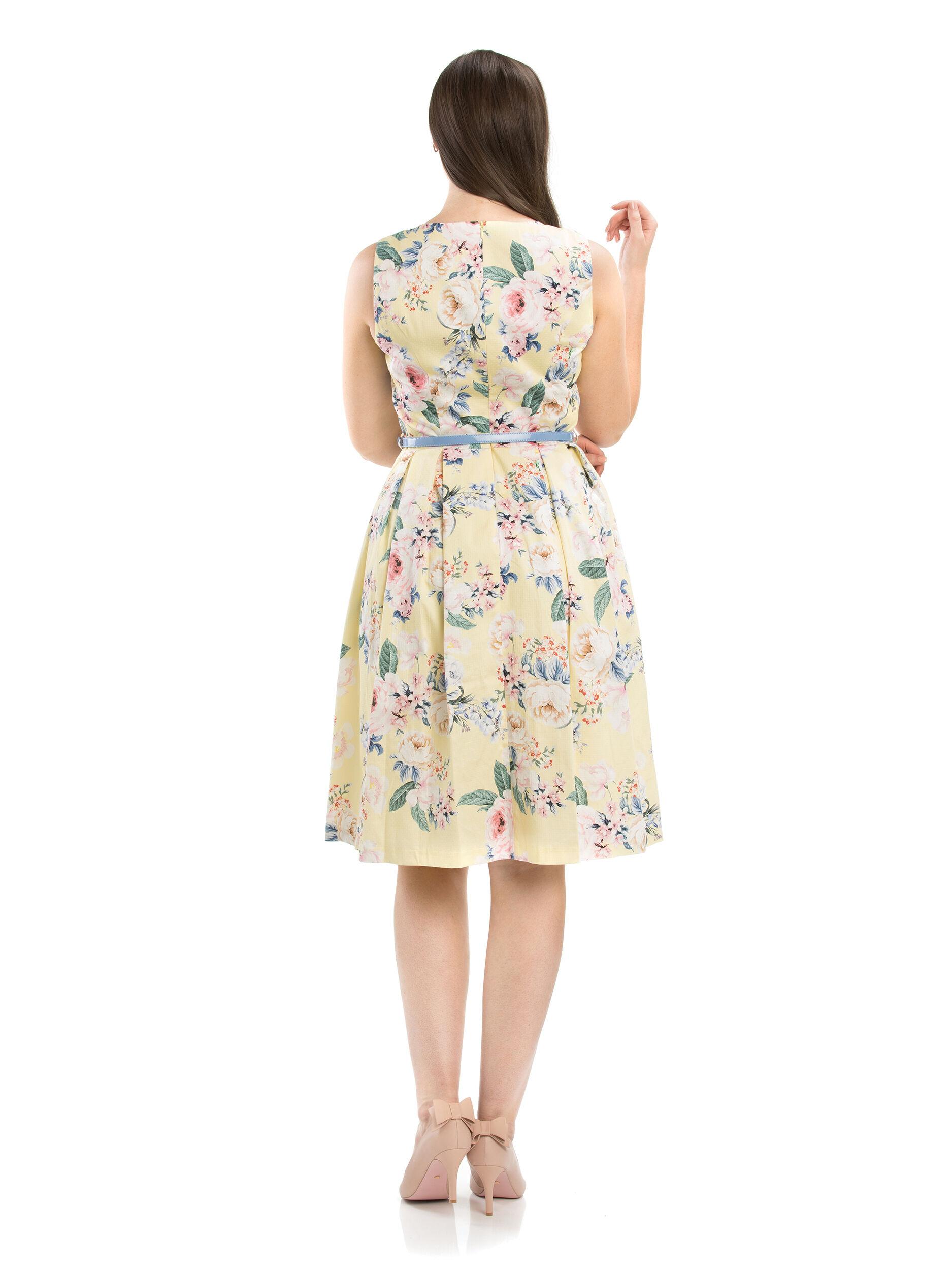 Neroli Floral Dress