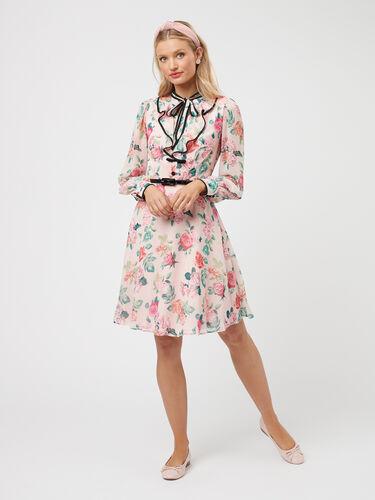 Margaux Floral Dress