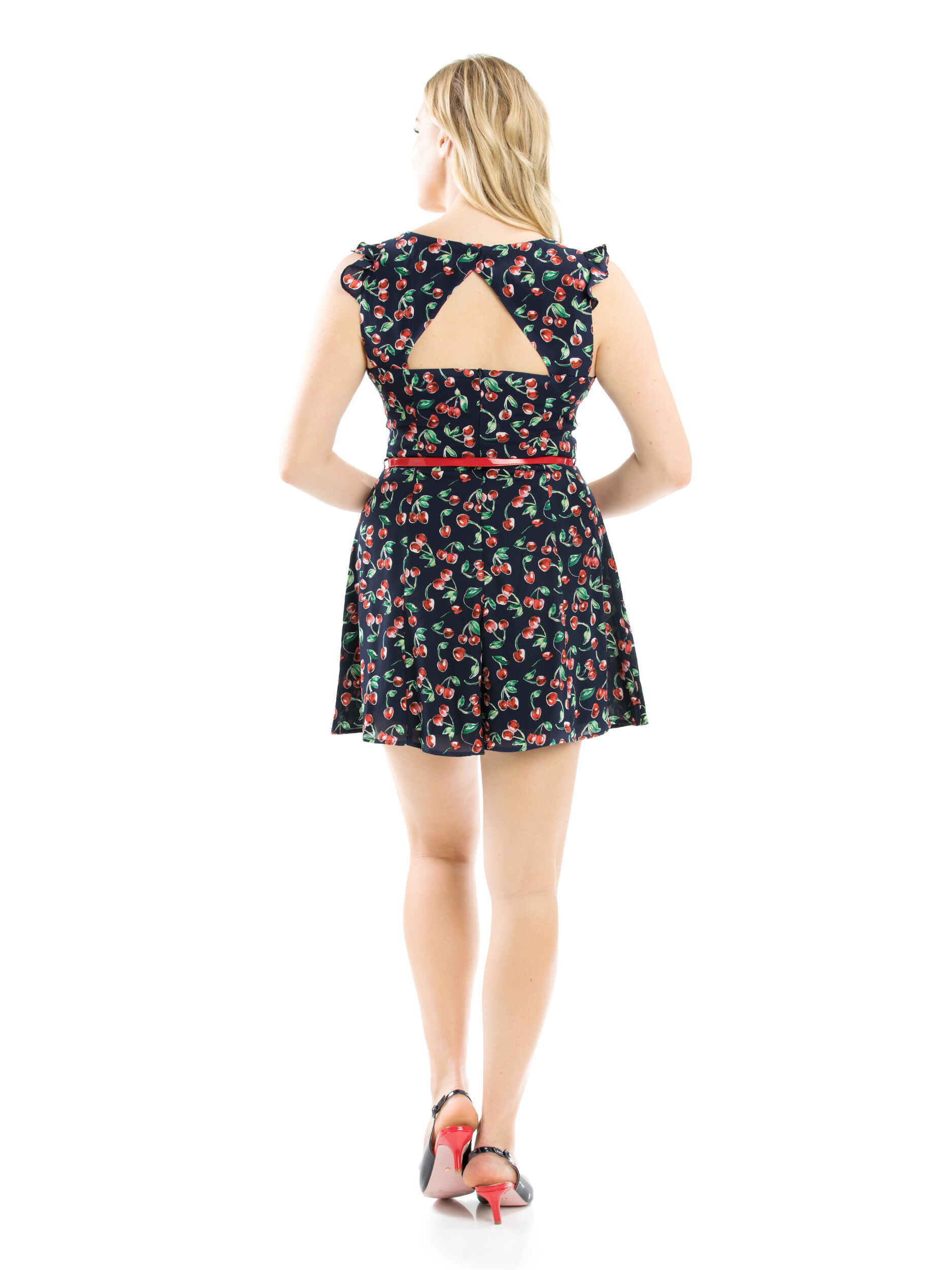 Cherry Delight Playsuit