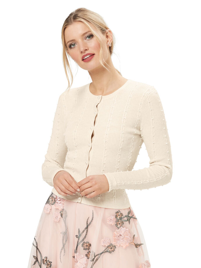 Marnie Cable Cardigan