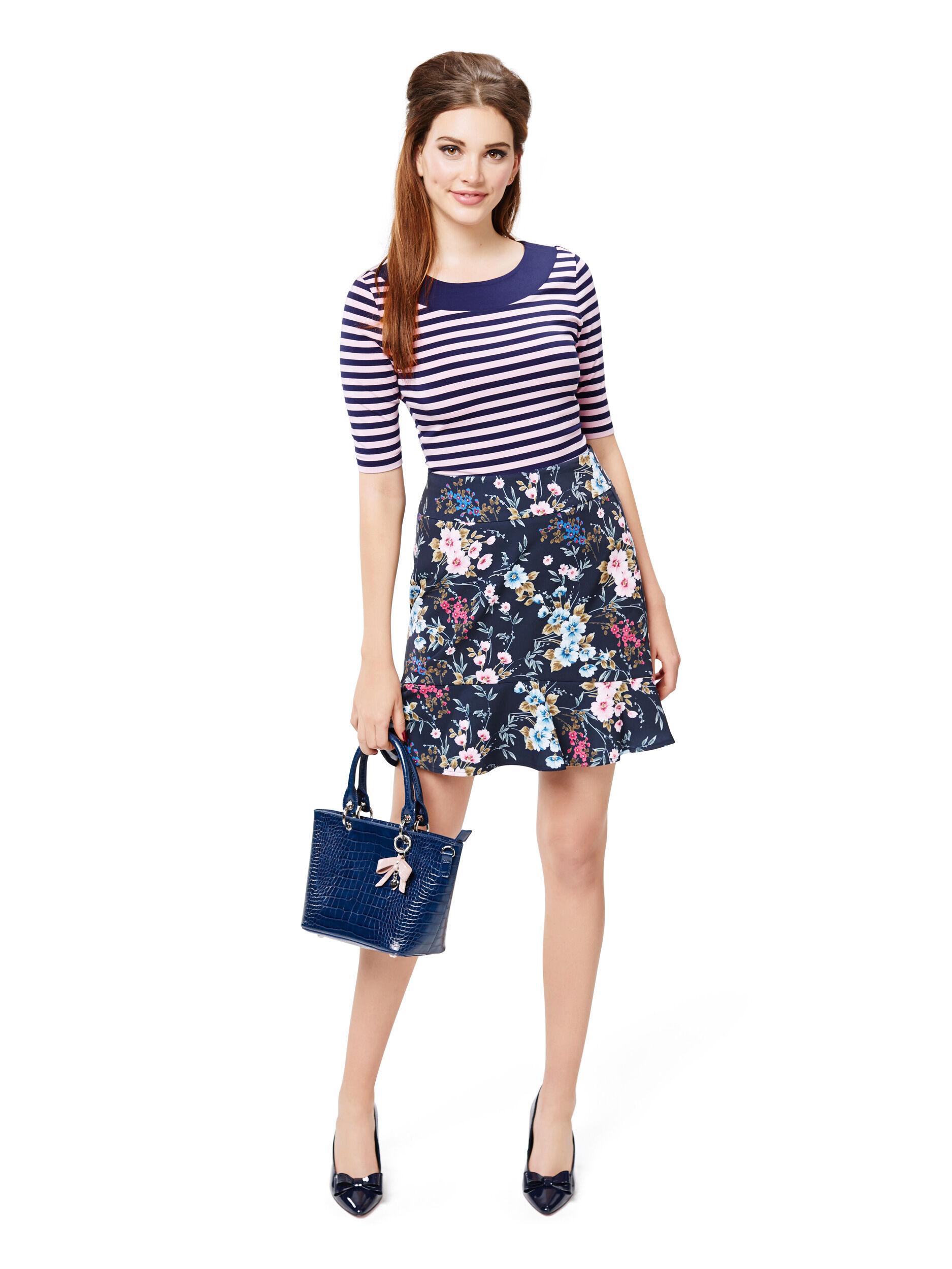 Esmeralda Floral Skirt