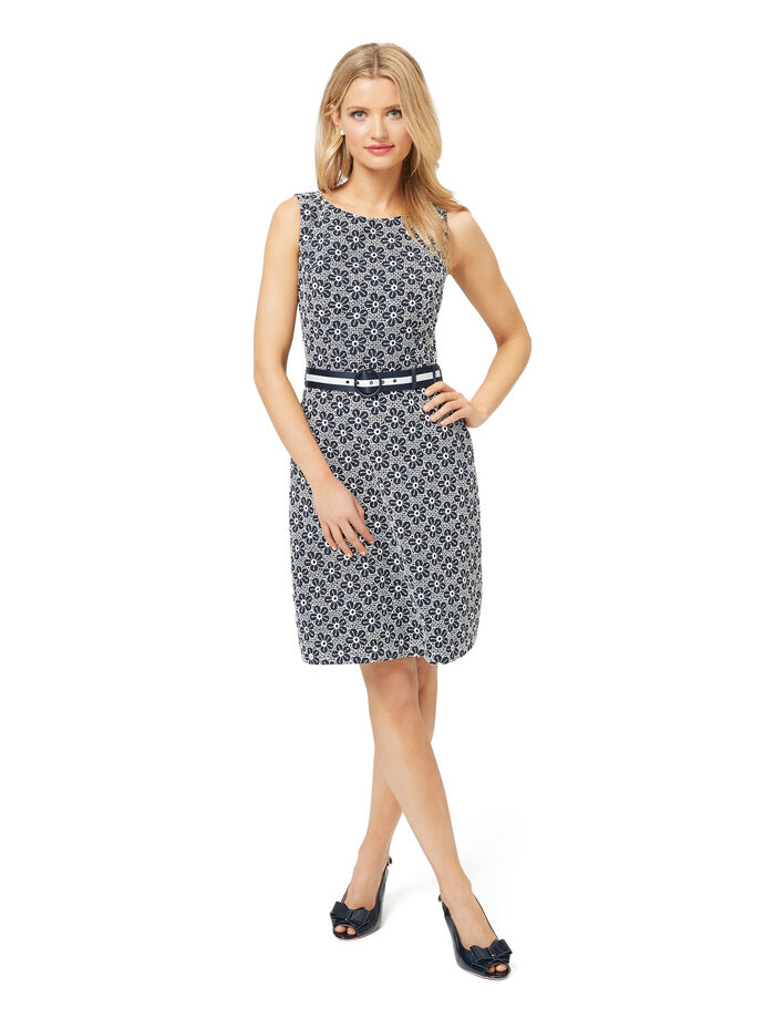 Broderie Betty Dress