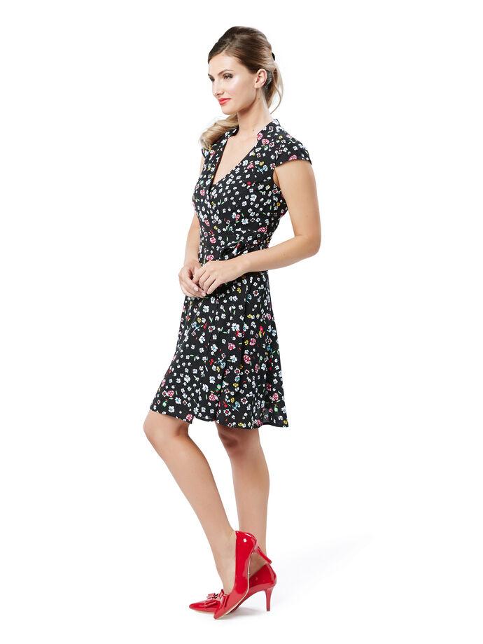 Florida Wrap Dress