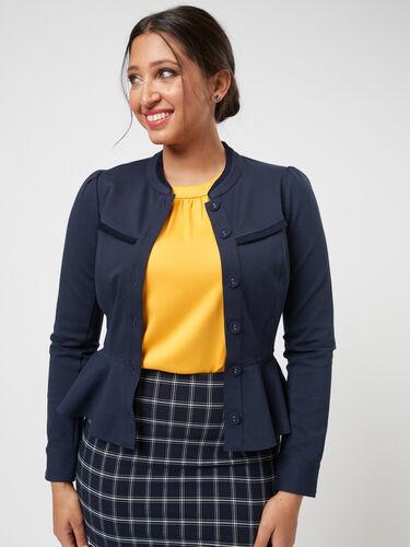 Kennedy Ponte Jacket