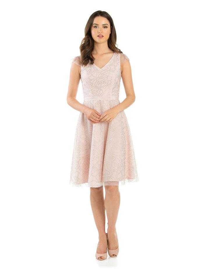 1aa818923fc Raindrops On Roses Dress