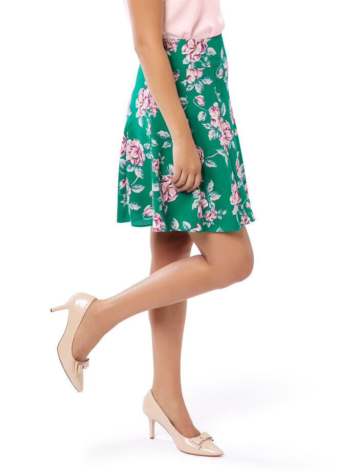 Blissful Bloom Skirt