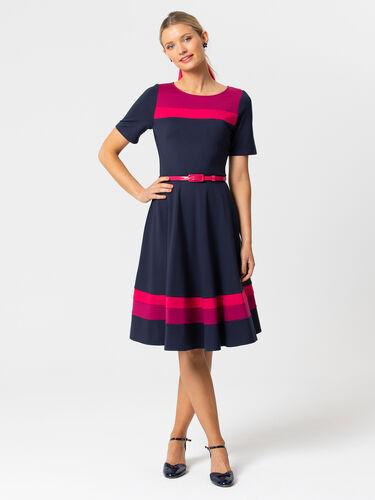 Colour Me Up Ponte Dress
