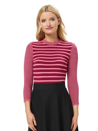 Rosie Stripe Top