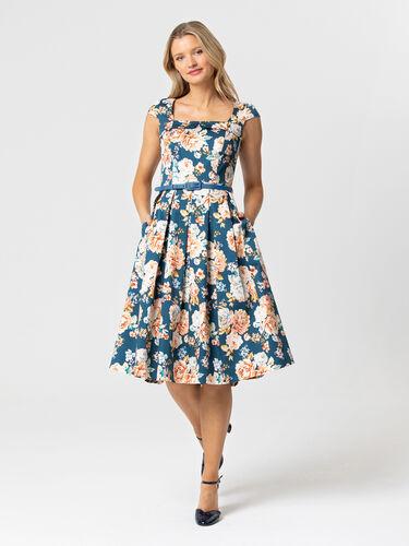 Charlize Bloom Dress
