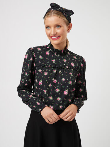 Homestead Floral Top