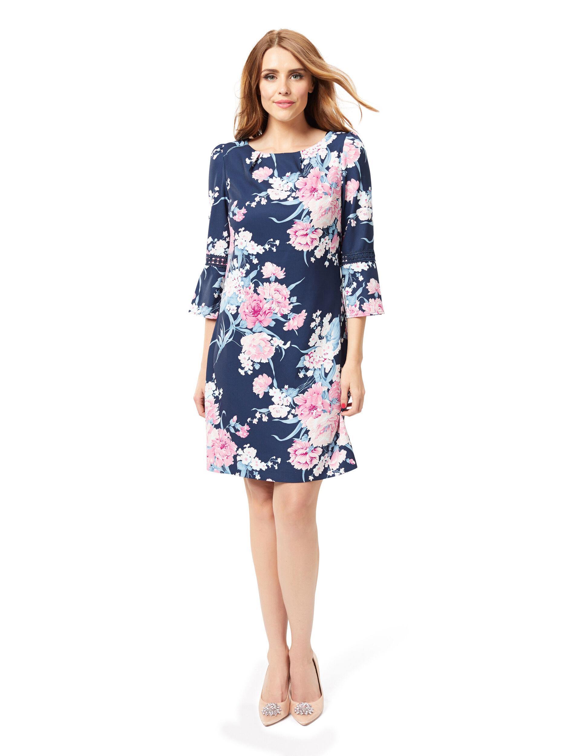 Sabrina Floral Dress