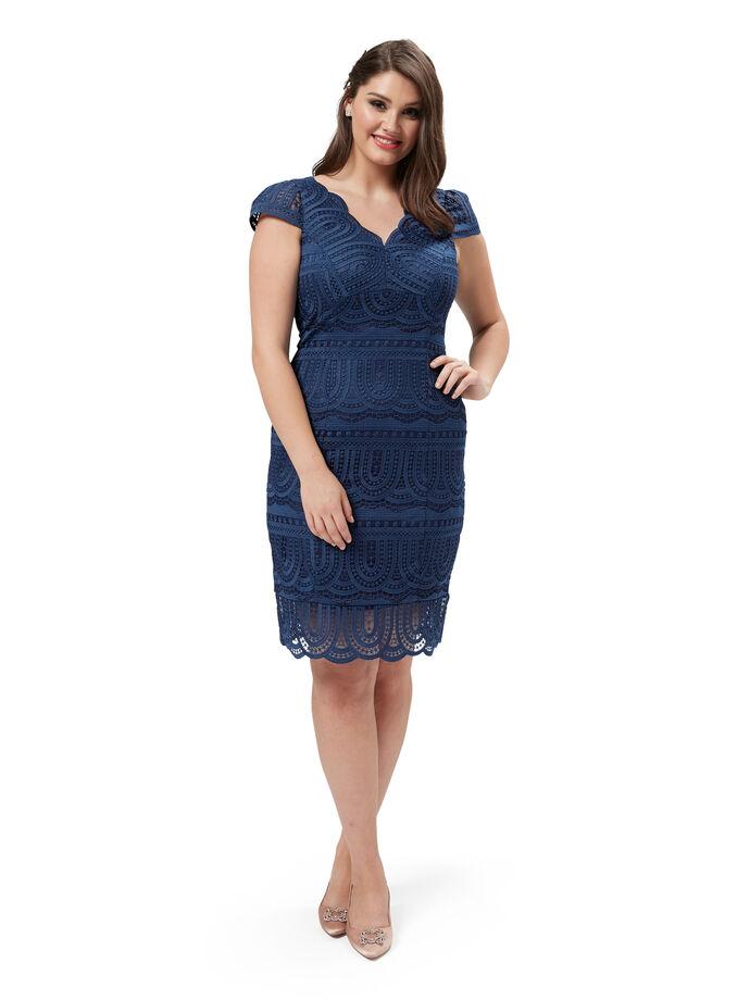 Trinity Lace Dress