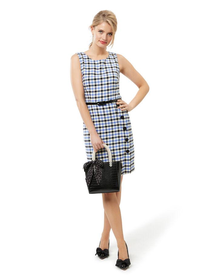 Wilma Check Dress