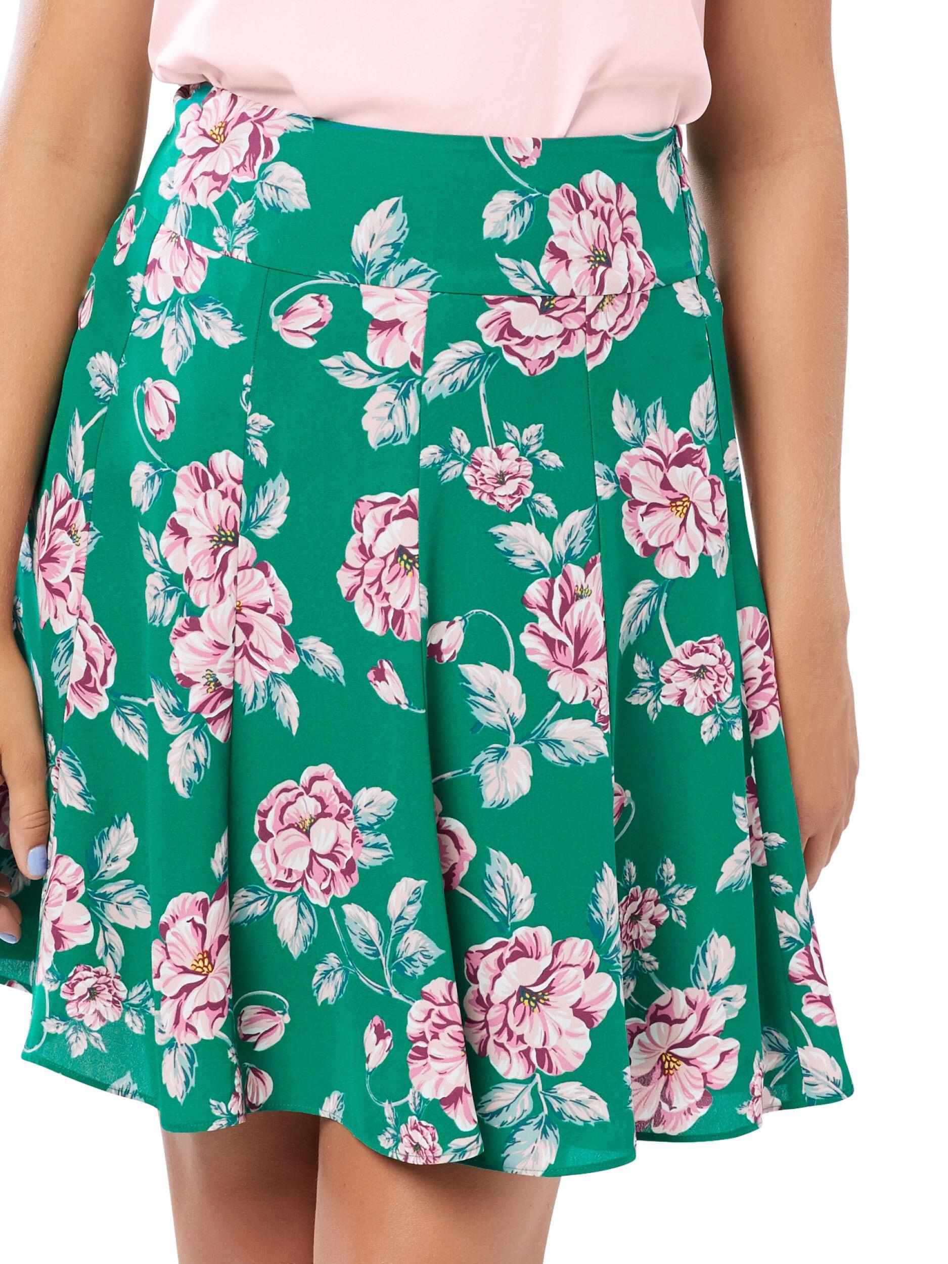 Blissful Bloom Skirt