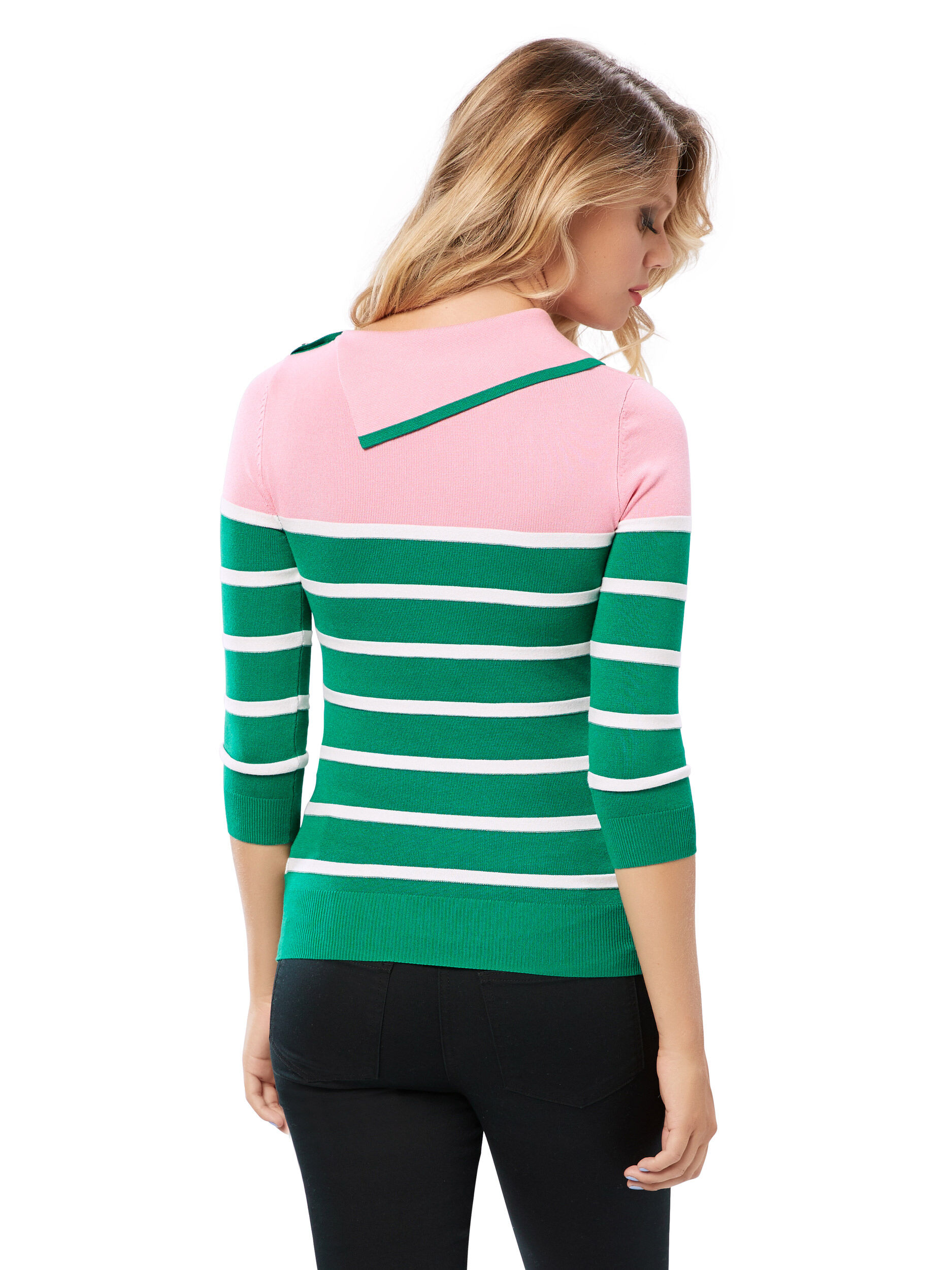 Green With Envy Jumper
