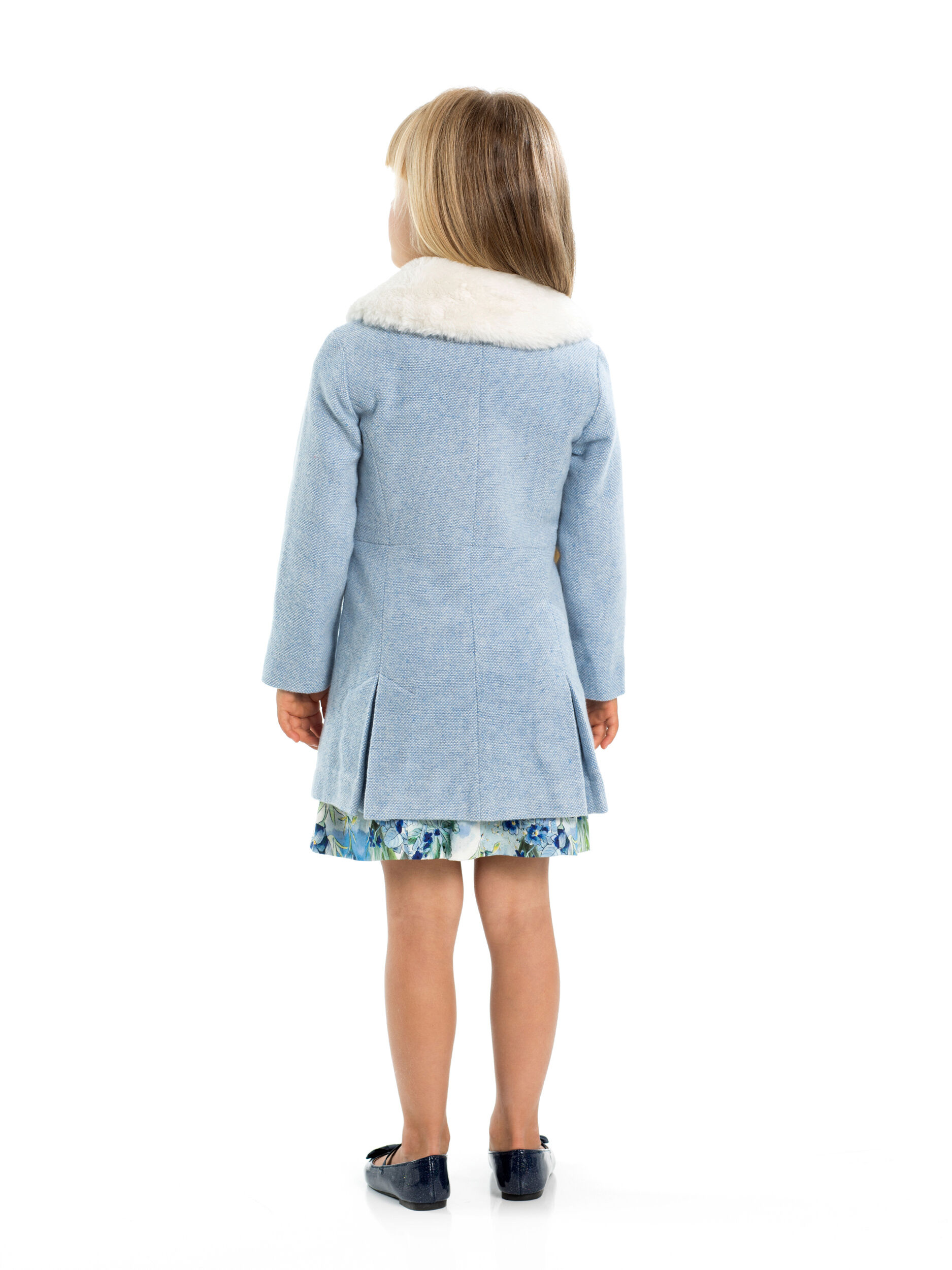3-7 Girls Anna Coat