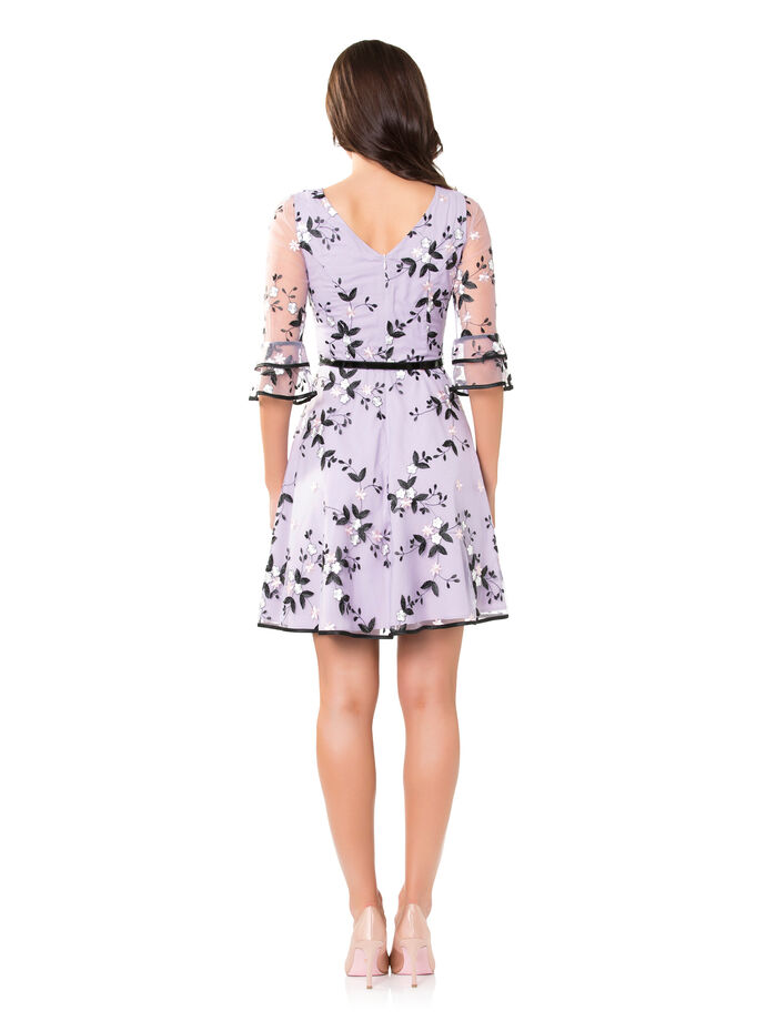 Demetra Floral Dress