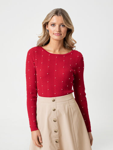 Beaumont Pearl Jumper